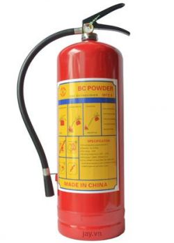 Bình chữa cháy bột BC tự động XZFTB8 8kg