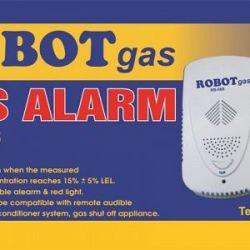đầu báo gas robot RB-668