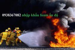 Giá dung dịch bọt Foam chữa cháy AFFF giá rẻ tại việt nam
