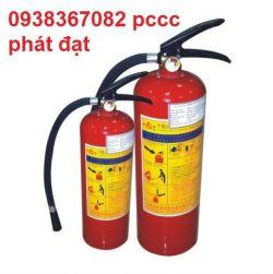 giá nạp bình chữa cháy quận bình tân