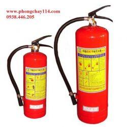 Giá nạp bình chữa cháy tại HCM