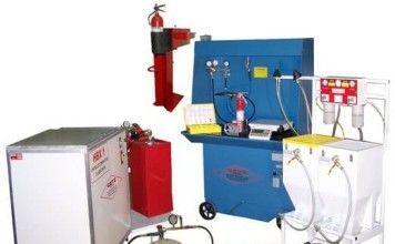 nạp bình chữa cháy bột BC, bột ABC, khí co2 GIÁ RẺ TẠI HCM