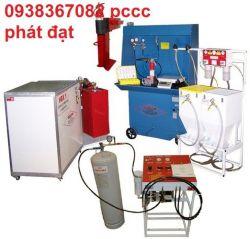 Nạp bình chữa cháy bột, CO2 tại TPHCM