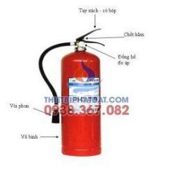 Nạp bình chữa cháy hcm giá rẻ