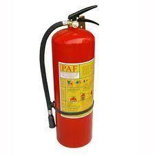Nạp bình chữa cháy MFZ