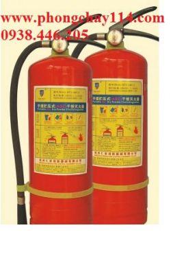 nạp bình chữa cháy quận gò vấp, giá rẻ nhất hcm