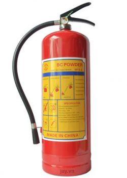 Nạp bình chữa cháy tại Quận 12, giá tốt nhất TPHCM