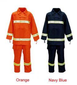 quần áo bảo hộ phòng cháy