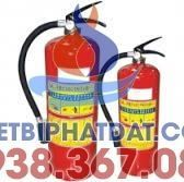 quy định về nạp bình chữa cháy