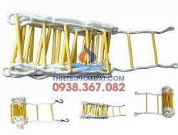 thang dây chống cháy amiang