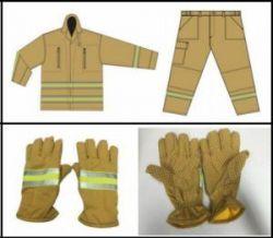Thông số kỹ thuật quần áo chữa cháy thông tư 48