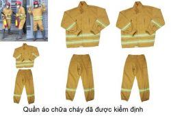 Trang phục quần áo chống cháy theo thông tư 48