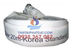 Vòi chữa cháy cộng nghệ Hàn Quốc 2 lớp D50 - D65